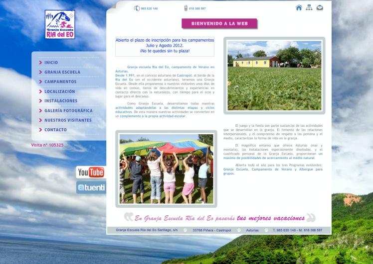 campamentos de verano granja escuela ria del eo