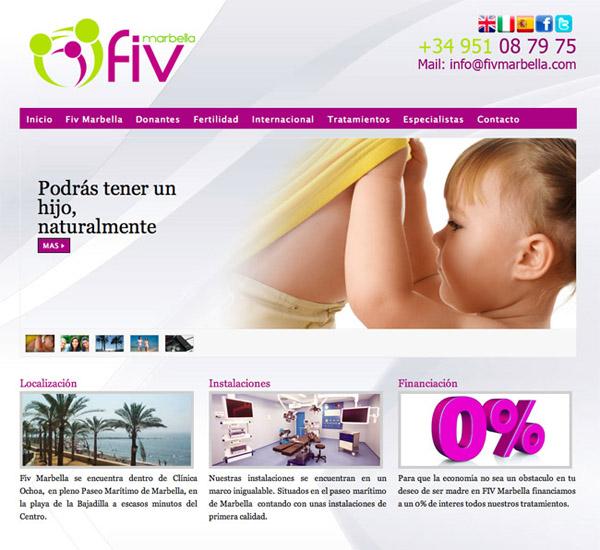 fiv Marbella clinica de fecundación in vitro y reproducción asistida