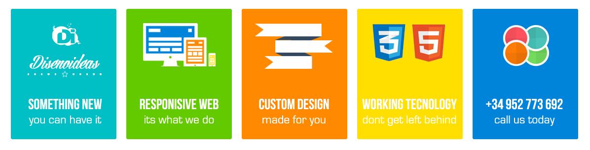 Diseño de páginas web – SEM – SEO Marbella