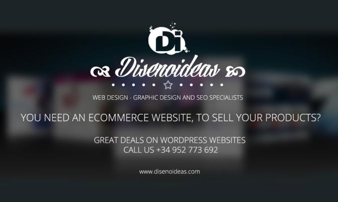 WordPress Web Design marbella