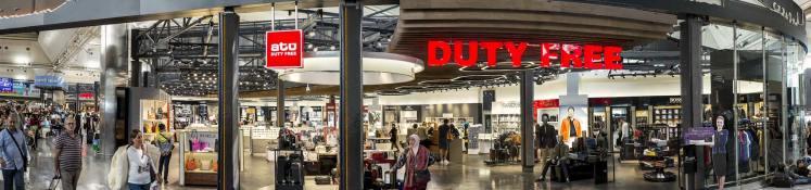 Atu Duty Free: a world leading travel retail company