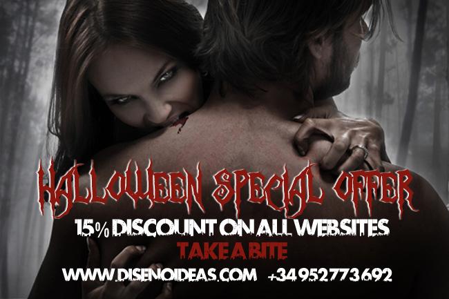 disenoideas-halloween-offer