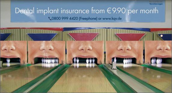 Creative-best-advert-designs-2016-dental-implant-advert-best-2016-adverts