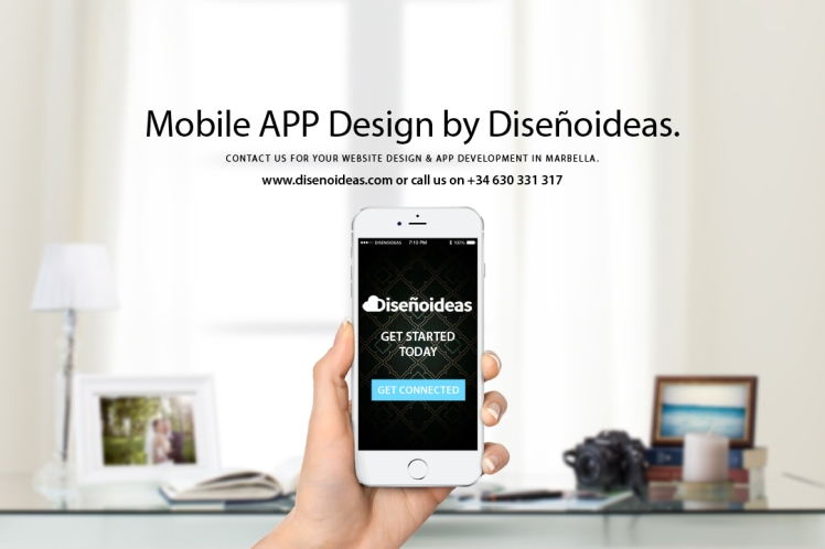 APP Designers Marbella - Mobile website development