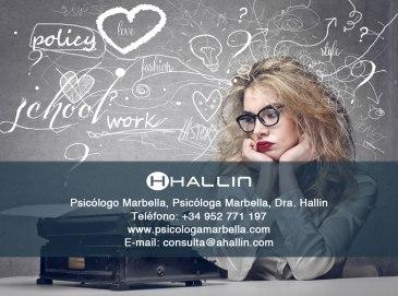 Terapia Online Marbella psicologa marbella Dra Hallin Psicologa Marbella