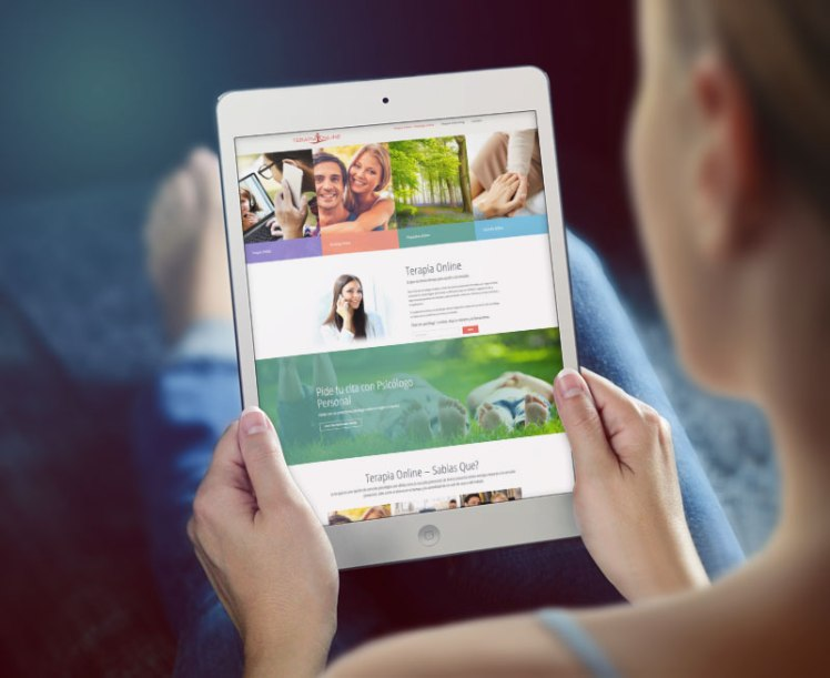 Terapia Online Si que no tienes tiempo para acudir a la consulta.