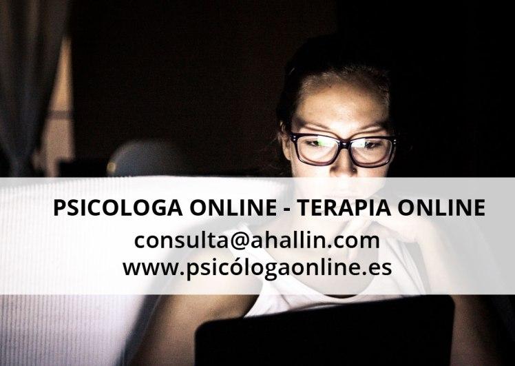 ¿Terapia Online, Psicólogo online, Psicoterapia Online?