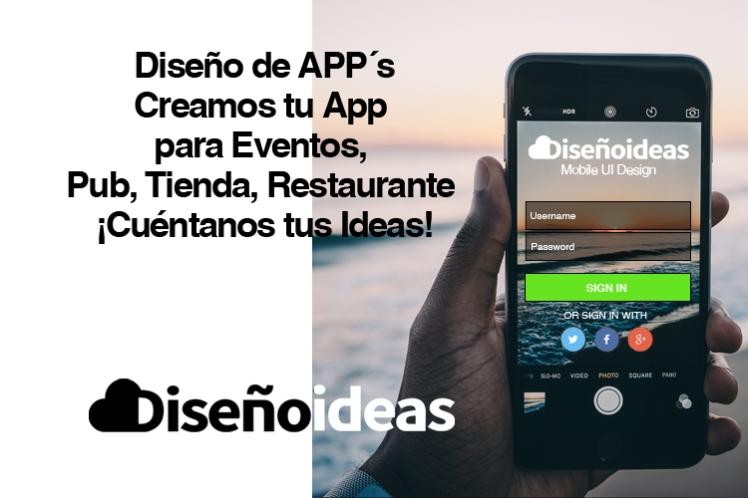 Creamos tu App para Eventos, Pub, Tienda, Restaurante ¡Cuéntanos tus Ideas! tel: +34 630 331 317 Elaboramos apps de la mejor calidad con precios competitivos. Diseñar tu Apps de Empresa - Tu App Personalizada.