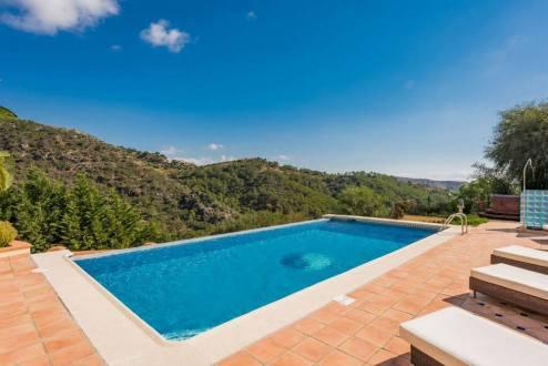 Magnificent Villa in the countryside in Monte Mayor, Estepona