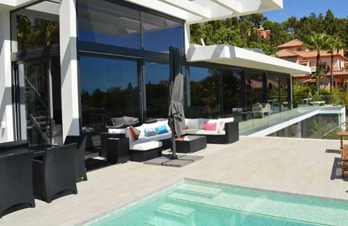 Modern Villa for sale in Marbella